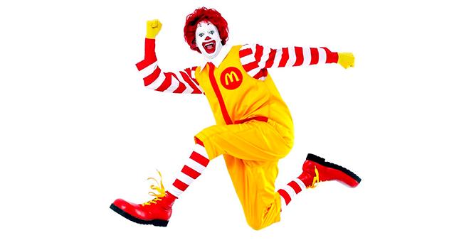 Бизнес макдональдс