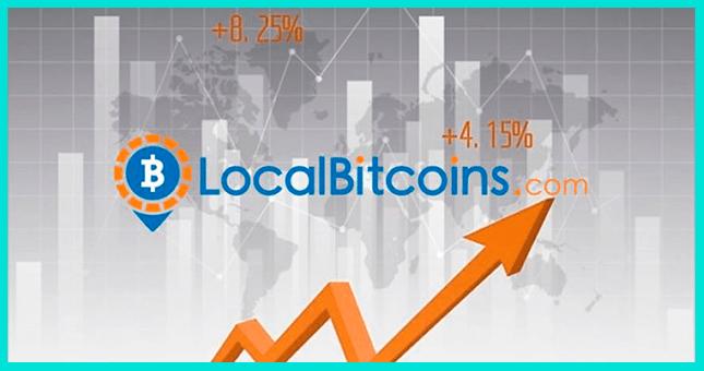 LocalBitcoin - это простыми словами альтернатива биржам для покупки биткоина