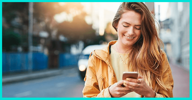 Сообщение себе в ВК на смартфоне