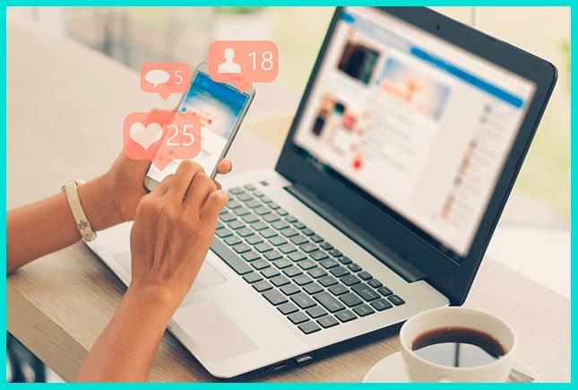 Заработать в соцсетях можно на лайках, комментариях и репостах
