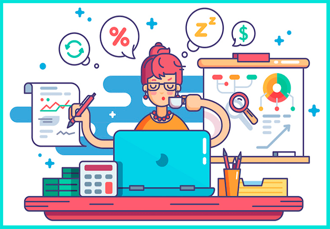 Масса навыков продюсера онлайн-школы