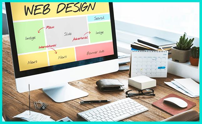 Обязанности профессионального дизайнера сайтов