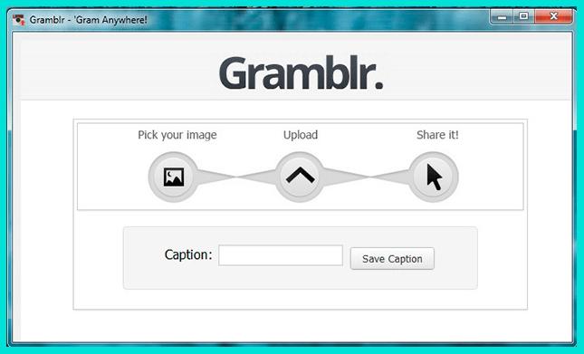 Утилита Gramblr для компьютера