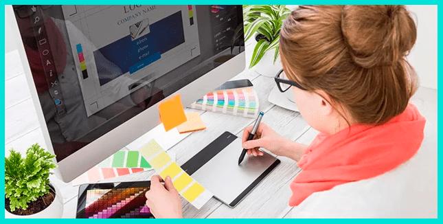 Заработок дизайнера сайтов зависит от опыта и профессионализма
