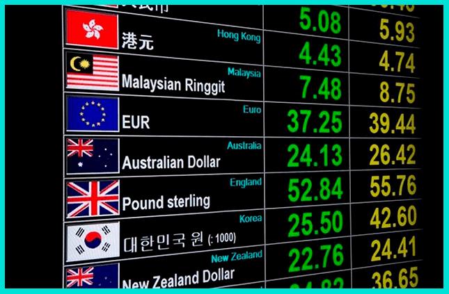 Форекс - международный валютный рынок