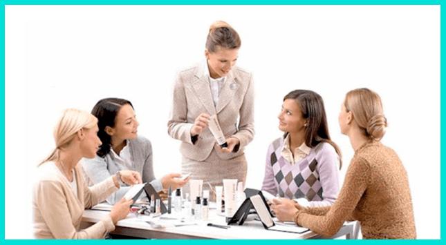 Личная встреча для продажи