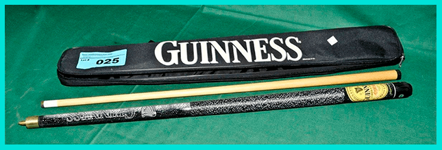 Реклама компании Guiness