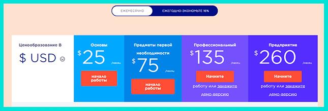 4 Тарифа Skedsocial.com