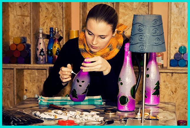 Изготовление подарочных наборов может стать дополнительным заработком для женщины