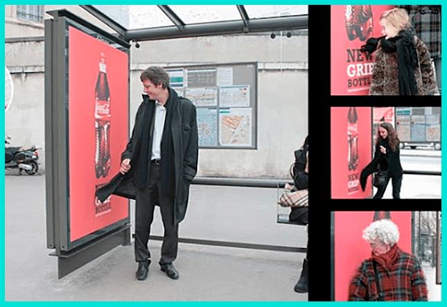Реклама Coca-Cola и партинзанский маркетинг