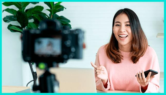 Видео-блогер тоже может быть инфлюенсером