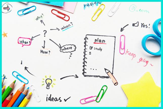 План - следующий шаг в написании книги
