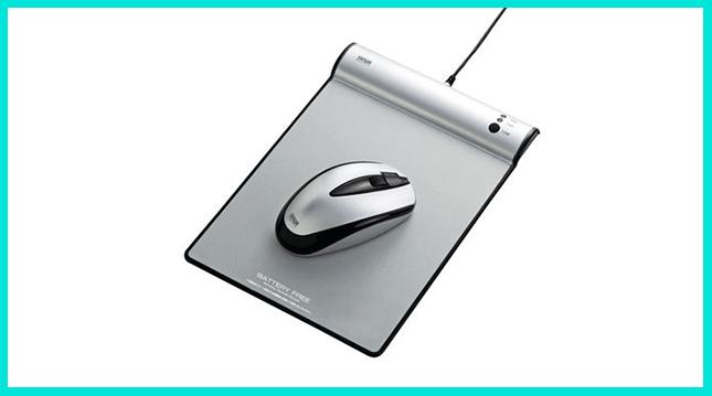 Индукционная мышь для компьютера