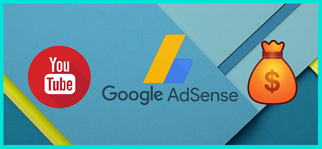 Сервис для заработка на Ютубе - Google AdSense