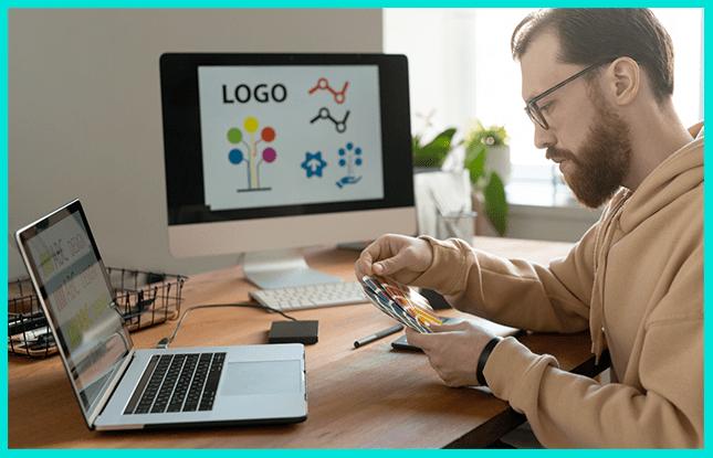 Создаем логотип в приложении на ПК