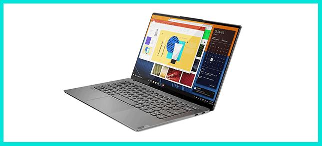 Ноутбук для дизайнера Lenovo Yoga