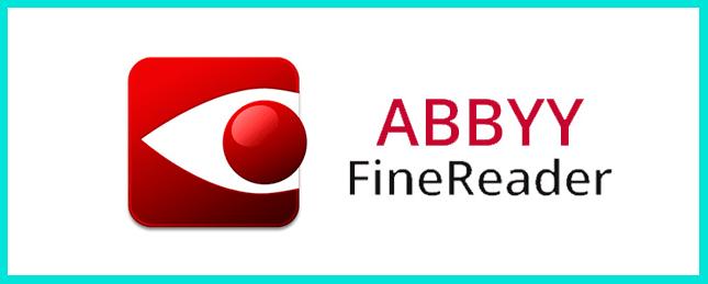 Программа для сканирования документов - ABBYY FineReader