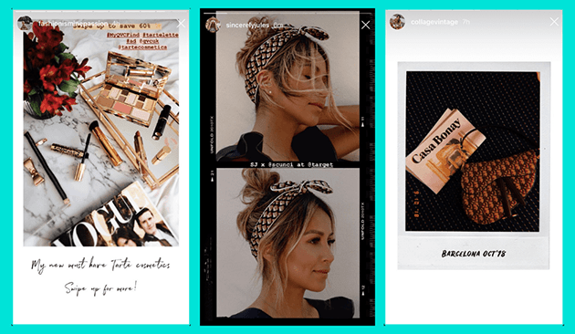 Популярное приложение Unfold для картинок в Инстаграм