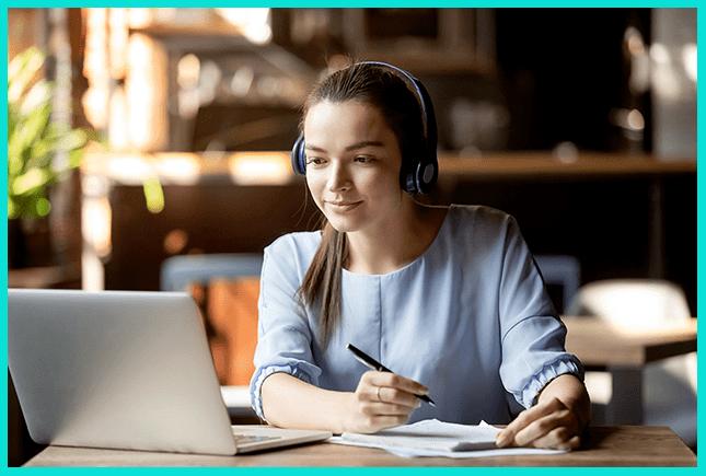 Онлайн образование имеет массу преимуществ