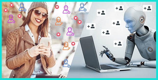 Накрутка в Инстаграм: живые подписчики или боты