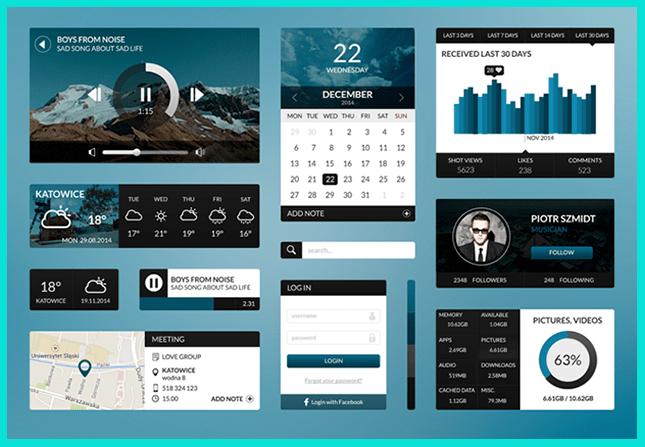 Дизайн пользовательских интерфейсов (UI) - перспективное направление в графическом дизайне