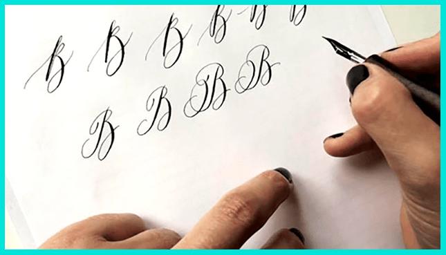Ежедневная практика для красивого почерка