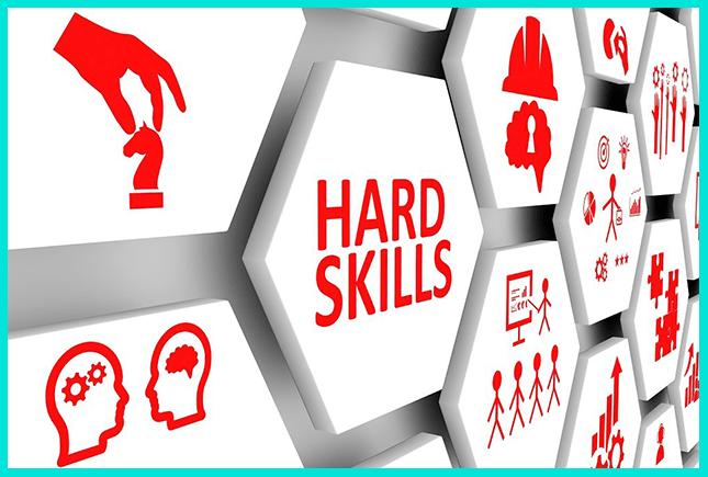 Hard skills - приобретенные навыки и знания