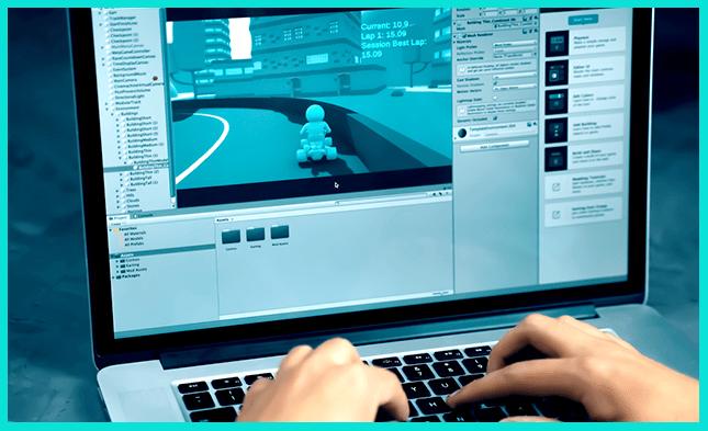 Разработка игр - отрасль в программировании