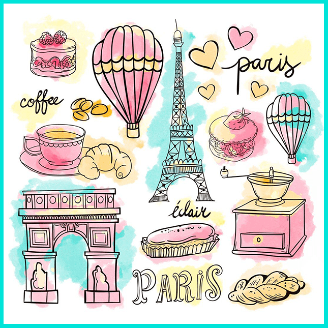 Зарисовки из путешествий - travel-скетчинг