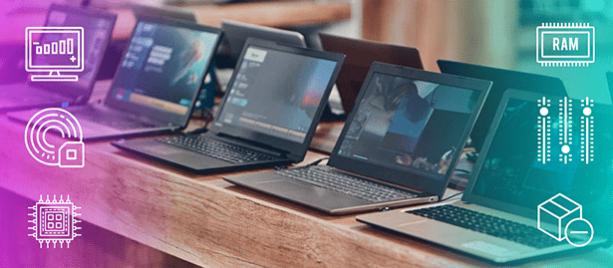 Как выбрать ноутбук для работы: рекомендации от эксперта по подбору ноутбука