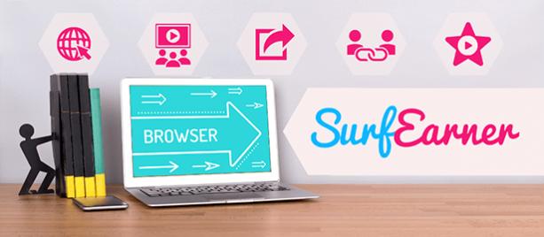Как заработать студенту в интернете: всё о SurfEarner