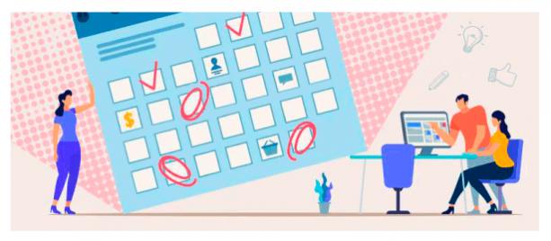 Контент-план для Инстаграм: шаблон, примеры, правила
