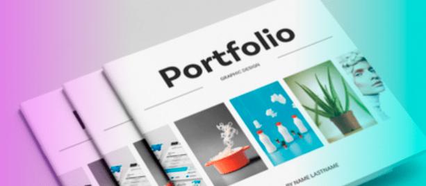 Портфолио дизайнера: примеры и советы по сборке