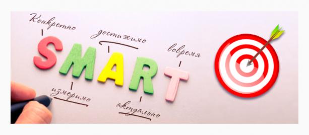 Технология SMART: постановка целей за 5 шагов с примерами