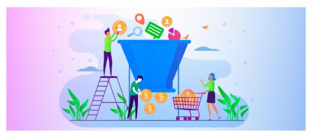 Воронка продаж: пример и ТОП-5 сервисов для создания